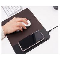 New 2 in 1 Wireless Charging Mouse Pad