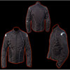 new waterproof armor body proof motorcycle cordura jackets/motorbike codura jackets for men
