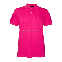 Custom made OEM factory Women's polo t-shirts
