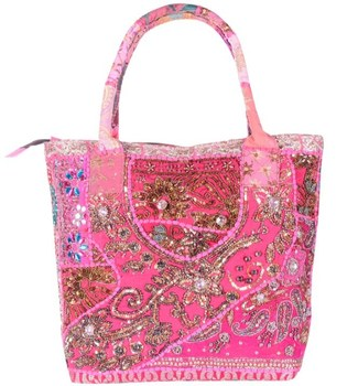 effd7e2705 Designer hand bag mirror work embroidery designs bags women tote purses  handbags