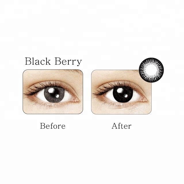 88d33d461cd5a Encuentre el mejor fabricante de lentes de contacto color negro y lentes de  contacto color negro para el mercado de hablantes de spanish en alibaba.com