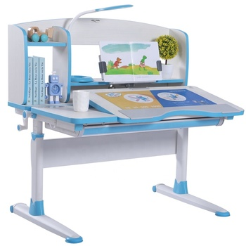 GMYD Children Study Table and Chair Height Adjustable Desk