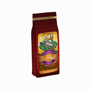 100% High Quality Kidota Premium Wild Luwak Coffee Bean