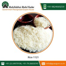 Quality Approved Delicious Basmati Rice 1121 for Cooking at Affordable Price