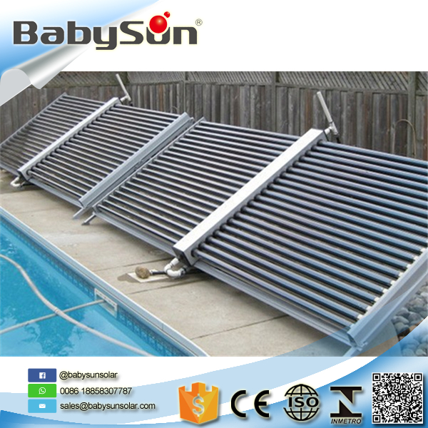 Economical Low Pressurized Solar Water Heater For Swimming Pool
