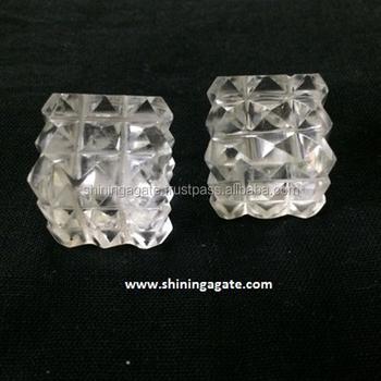 Crystal Quartz 54 Pyramid Cube : Spiritual Healing Crystals - Buy Crystal  Quartz Pyramis Cube,Spiritual Healing Crystals,Pyramid Crystal Healing