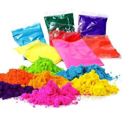 Coloured Festival Powder Paint Party Safe Harmless Shooter Cannon 30cm