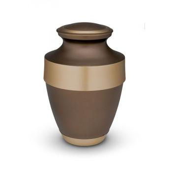 funeral ashes containers In Brass Metal | High Quality Cremation Urns