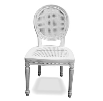 Mahogany Furniture - French Chateau Furniture White Rattan Dining Chair Furniture  sc 1 st  Alibaba & Mahogany Furniture - French Chateau Furniture White Rattan Dining ...