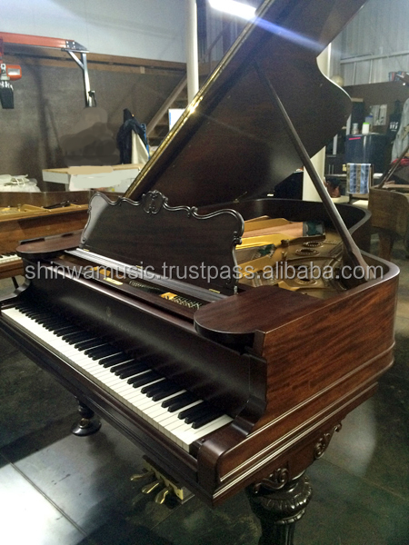 Vintage STEINWAY & SONS Grand Piano A-188 made in 1902, NewYork