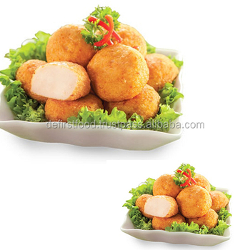 Delicious Fish Ball Tofu Steamboat Series Seafood Product