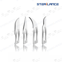 SteriLance Index Carbon Steel Surgical Scalpel Blades