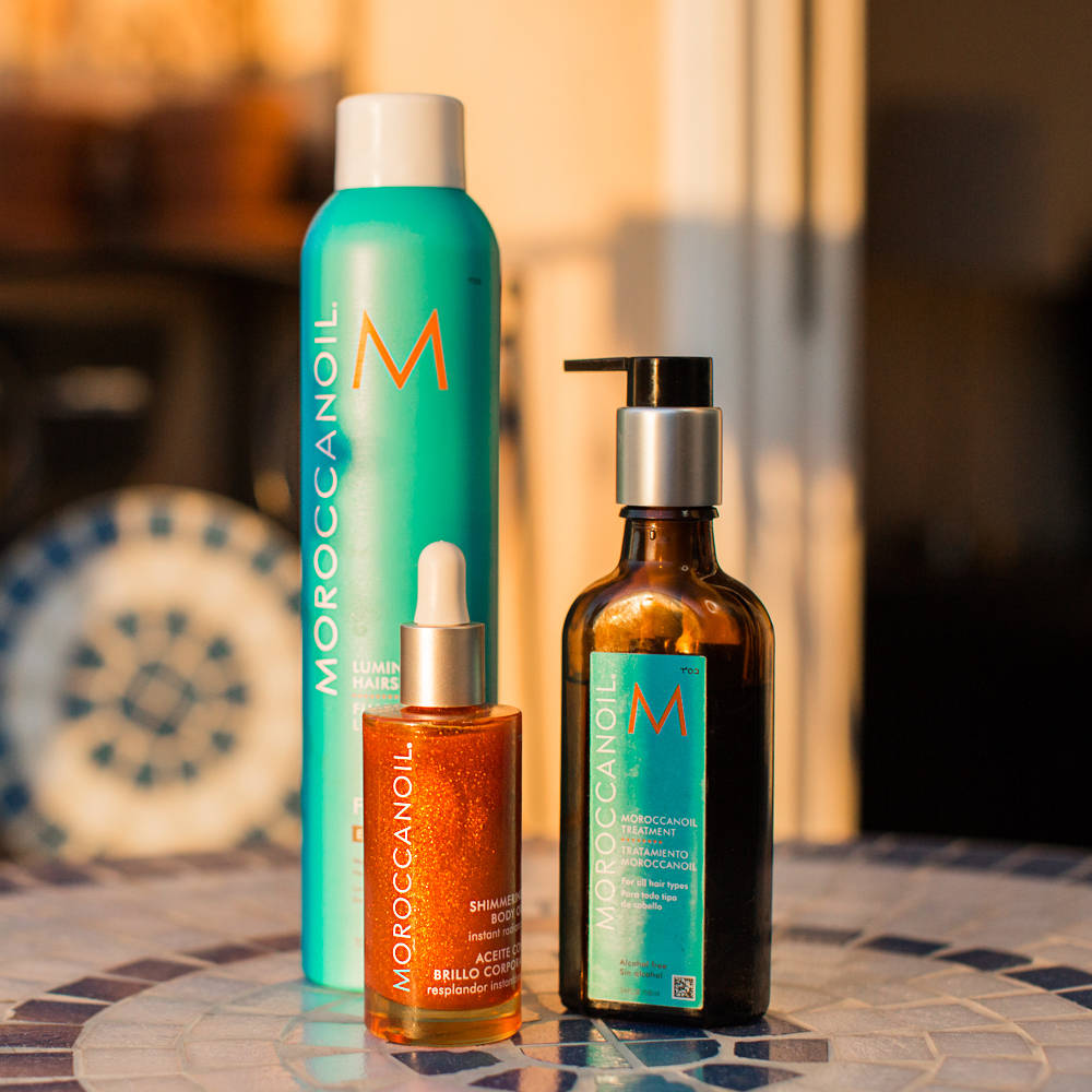 Best import products moroccan oil moroccanoil for hair treatment