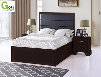 Wooden Ottoman Bed Furniture Disa