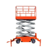 SJY0.5-10 Mobile Hydraulic Manual Portable Scissor Lifting Equipment