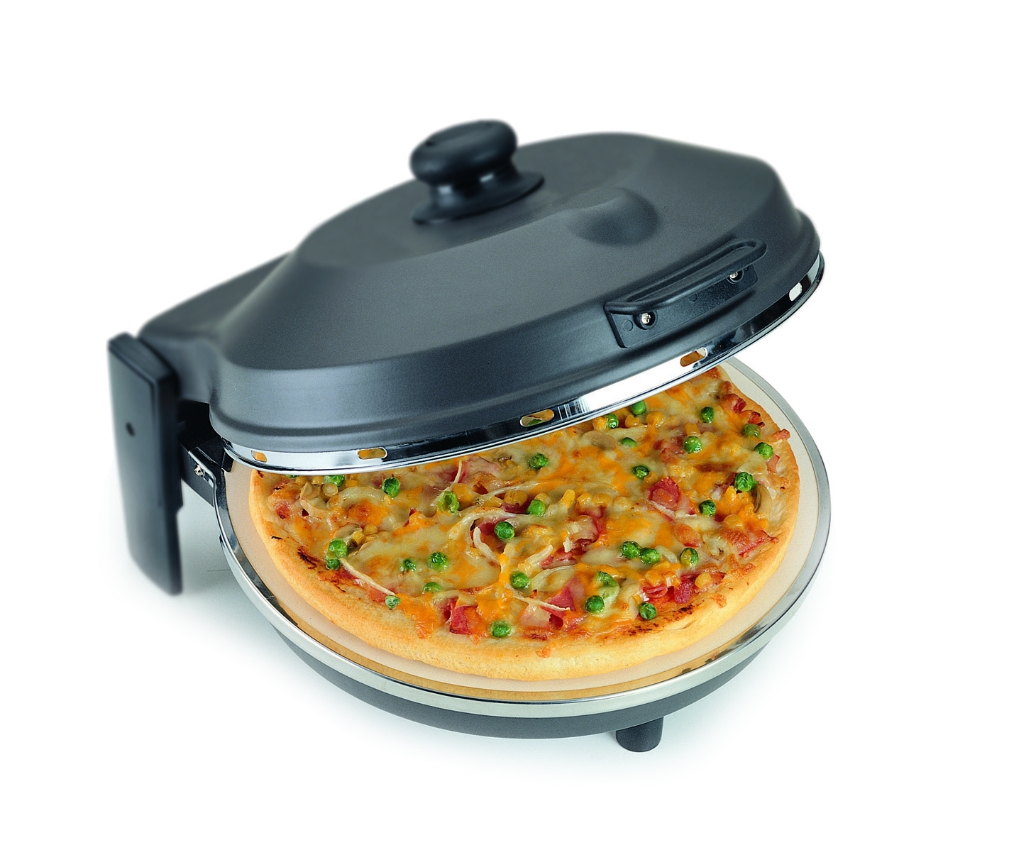 Home Use Electric Stone Bake Portable Pizza Oven Buy Pizza Oven With Adjustable Temperature Control Household Use Ceramic Stone Bake Electric Pizza Maker Italian Style Ceramic Stone Pizza Maker Oven At Home Product