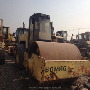 Used BOMAG Compactor for Sale, Used Road Roller Bomag BW219D-2