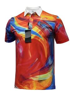 Top Selling Polo T Shirt Polyester Spandex For Man Golf Polo Shirt