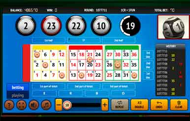 Slots games, betting games - platform LIMA from INBET