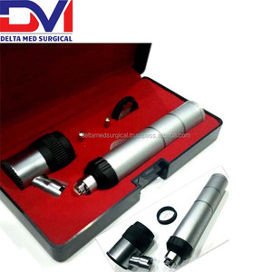 Plastic Handle Dermoscopy, Metal handle Dermatoscope