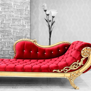 Snail Red Josephine - Buy Curved Sofa,Expensive Sofa,Classic Sofa ...