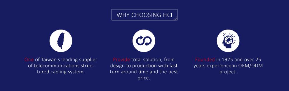 HSING CHAU INDUSTRIAL CO., LTD. - Keystone,Patch panel
