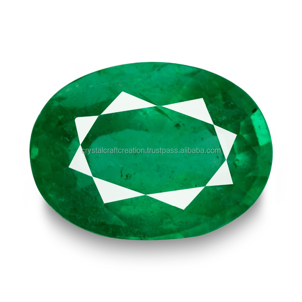 Natural Emerald 1 22 Carat Emerald Untreated Zambian