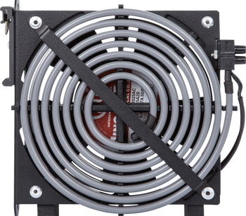 Fan Heater for enclosure
