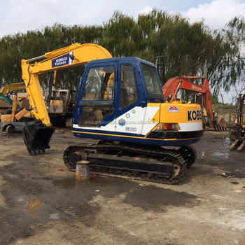 Japan made Used Kobelco SK60-3, , SK200-3, SK220-3 Crawler Excavator with good price