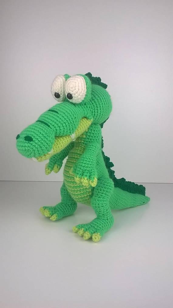 Amigurumi T-Rex Dino | 1015x570