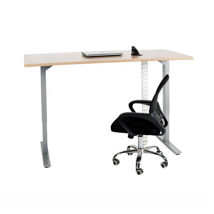 Stainless Steel Ergonomic Cheap Modern Office Adjustable Height Stand Up Standing Desk Riser