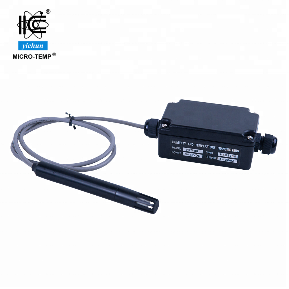 HTS-801S temperatura humedad Sensor exterior tipo