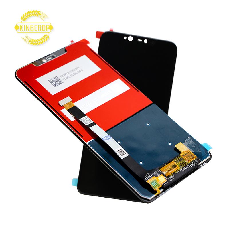 Wholesale Original Model for BLU mobile phones touch screen for BLU Vivo XI Plus LCD V0310WW V0311WW Display