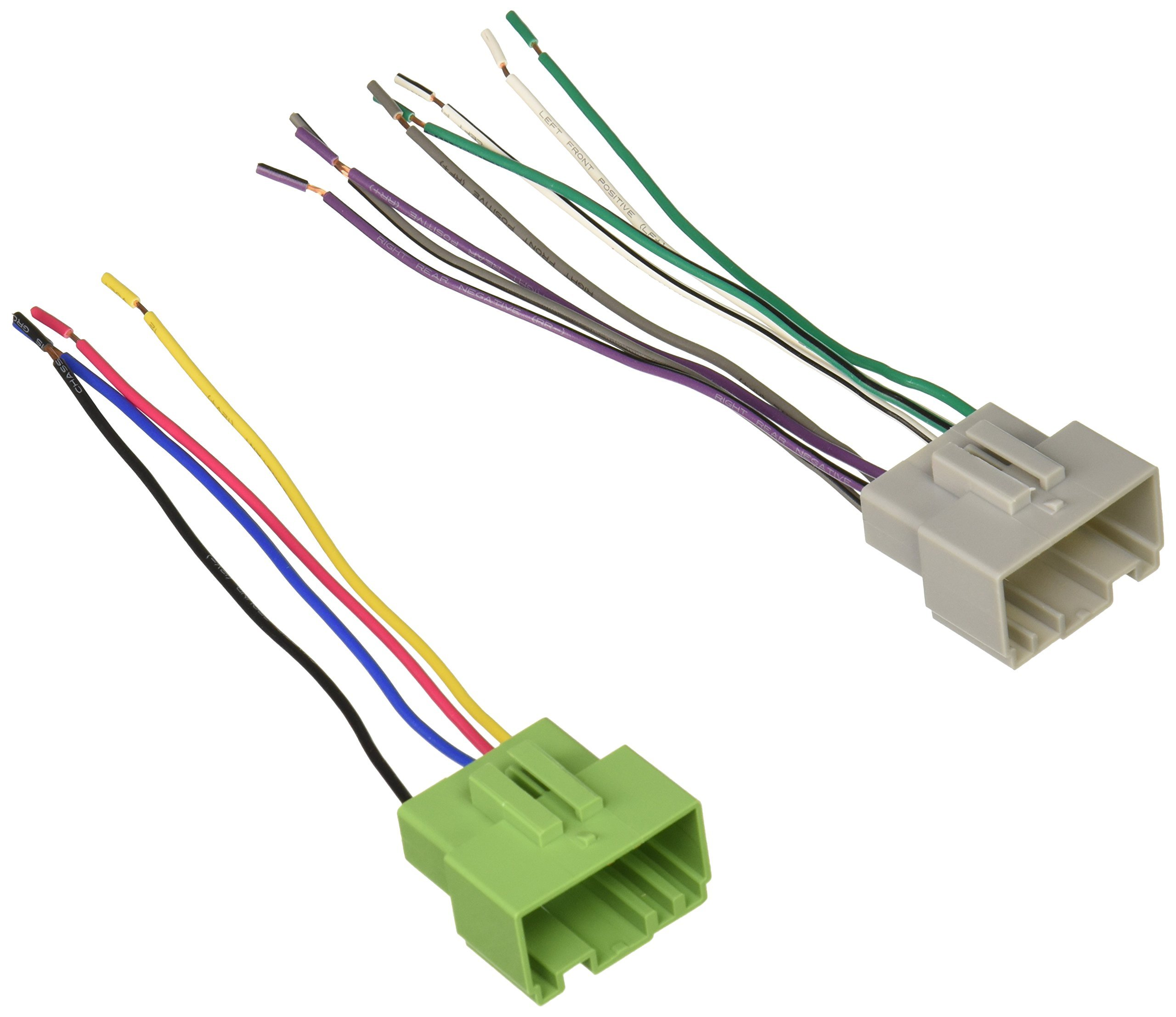 Buy Scosche Radio Wiring Harness For 2000 Volvo S40 Speaker Stereo Adapter S80 Connector
