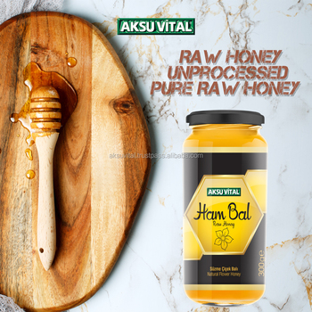 Pure Raw Unprocessed Floral Honey Bee Product Untouched From Hives  Polyflora Flower Private Label Honey - Buy Yemen Pure Honey,Pure Natural  Mature