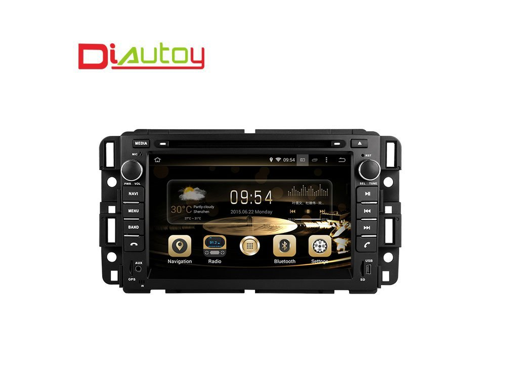 Get Quotations Diyauto 7 Car Gps Navigation Dvd 2 Din In Dash Android 5 1 16gb Touchscreen