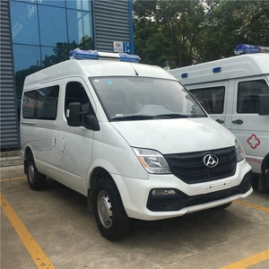 New Condition and 3400 Gross Vehicle Weight hospital salvage car