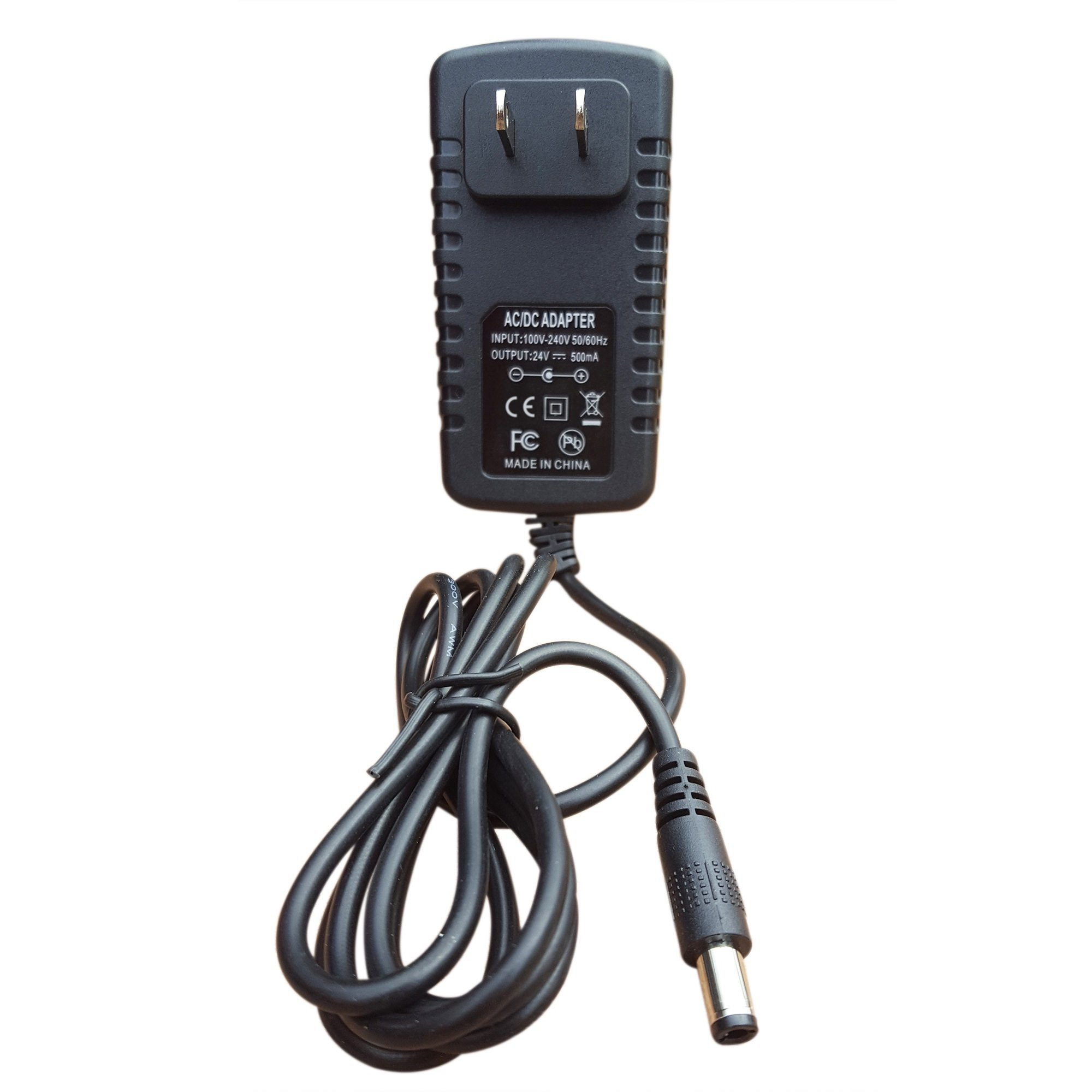 Accessory USA AC DC Adapter for Vtech IP8100-1 VOIP Vonage Broadband Internet Phone Power Supply Cord