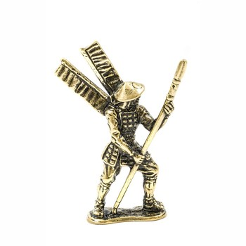 Ashigaru SAMURAI Military Toy brass wholesale
