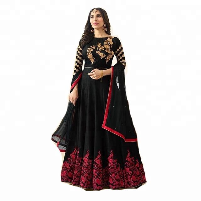 365cc2756 High Neck Designs For Ladies Suit / Hand Work Salwar Suit / Wholesale Price  Salwar kameez