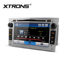 "XTRONS 2 din 7 ""car multimedia stereo player für opel corsa d/vectra/astra mit GPS/ DVD/Bluetooth"