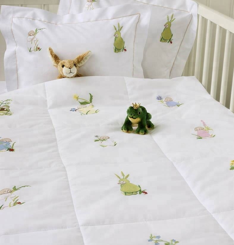 100 Cotton Hand Embroidery Baby Quilt Buy Customizer Size Cotton