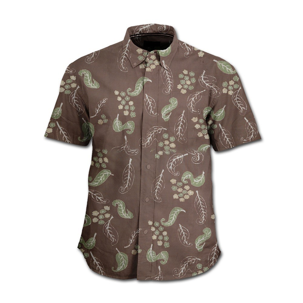 New Pattern Handmade Batik Shirts Indonesia Sparkle Of