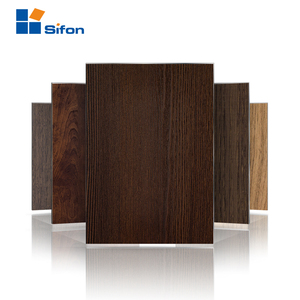 Auland interior wood wall cladding design color chart acp sheet price