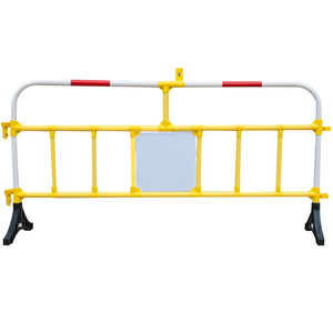 Stainless steel pedestrian portable collapsible Crowd Control Barrier road safety metal Barrier Fence