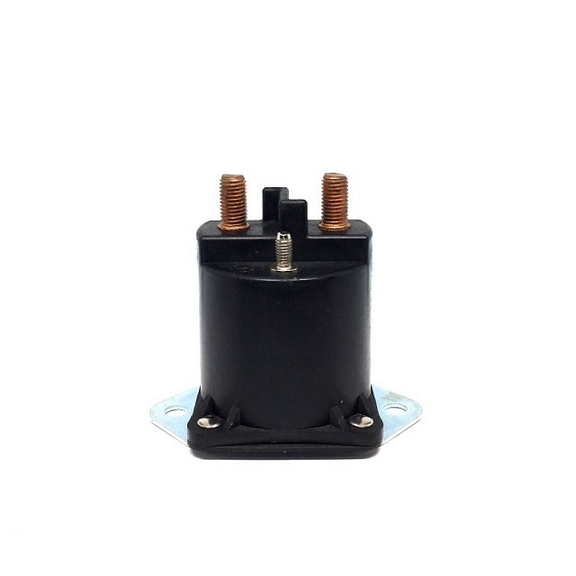 CBS-F250 Motor Starter Reley Copper Contact 4 Terminal 12V for Club Car Precedent & DS Gas Golf Carts from 1984 to present