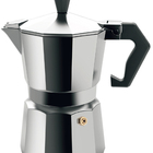 BRASIL ALUMINIUM COFFEE MAKER MADE IN ITALY