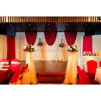 Rk Pipe Drape Wedding Mandap Pillar Decoration Indian Wedding Stages