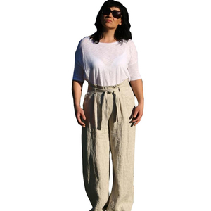 e2d5ac205f5e Linen Pants Plus Size Women