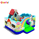 New Design Commercial Inflatable Unicorn Bounce House For Clearance Sales
